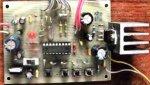 Музыкальный звонок на микроконтроллере