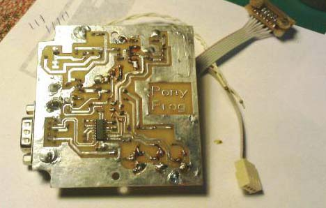 Прошивка PIC микроконтроллеров с