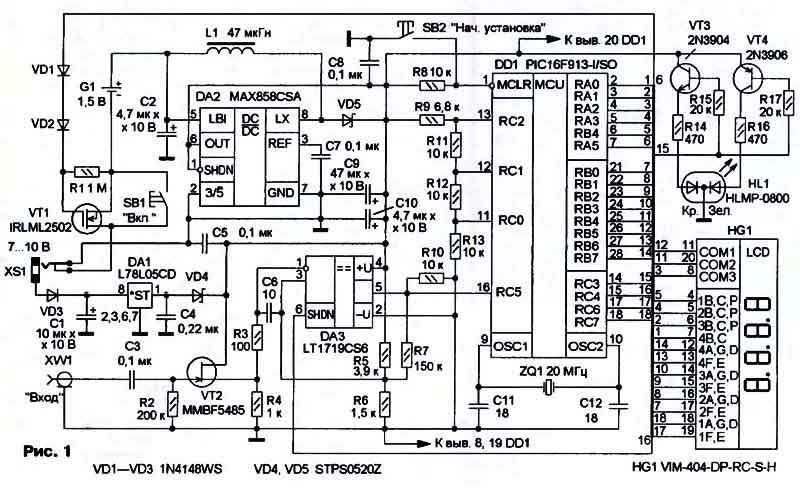 Частотомер является одним из основных приборов, находящих широкое применение в радиолюбительской практике.