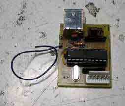 10-кнопочная USB HID клавиатура на микроконтроллере PIC